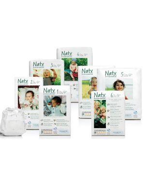 Naty Eco Freindly (Diapers And Wipes)