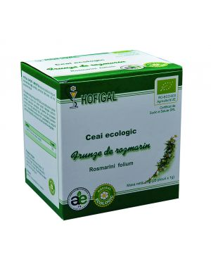 ORGANIC ROSEMARY TEA - 25 Sachets - 1.0g each/box