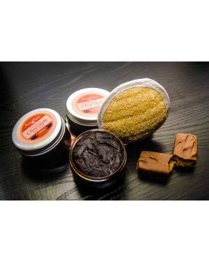Indulging Chocolate Sugar Scrubs