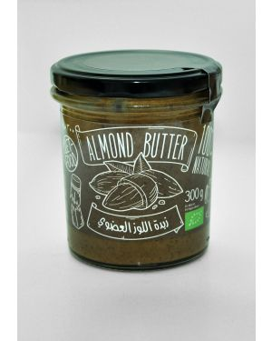 Diet Food Organic Almond Butter 300G