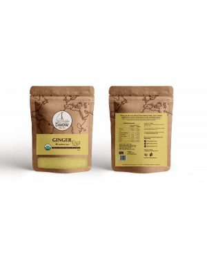 Organic Ginger Powder - 100g