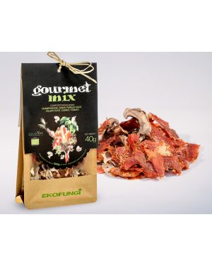 GOURMET MIX - dehydrated mushrooms and vegetables
