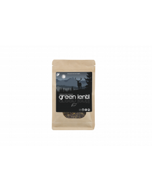 BIO DRIED GREEN LENTIL SPROUTS