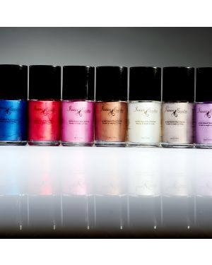 Natural Water Based Nail Polishes