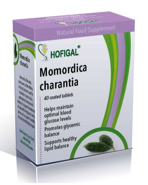 MOMORDICA CHARANTIA - Bitter Gourd (Karela) - food supplement registered in Dubai