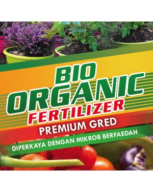 NRICH BIO-ORGANIC FERTILIZER