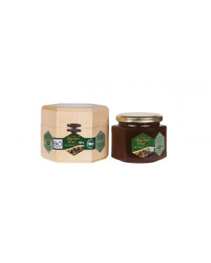 Organic Kackar Forest Honey 480 gr (wooden box)