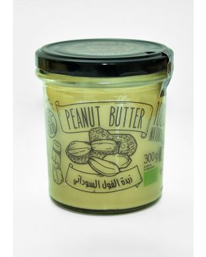 Diet Food Organic Peanut Butter 300G