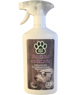 PET'S GREEN - NATURAL STAİN & ODOR REMOVER