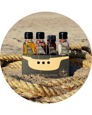 AMBER FRIENDSHIP Amber pieces 60ml