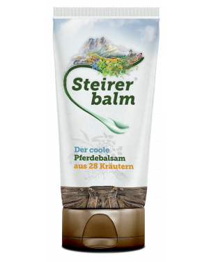 Steirerbalm - herbal sportsbalm